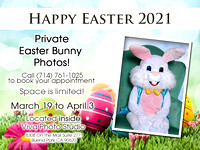 Easter Bunny Private 2021