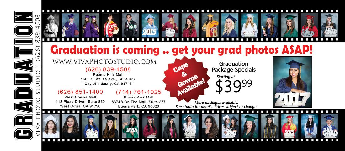 Viva Graduation Photo